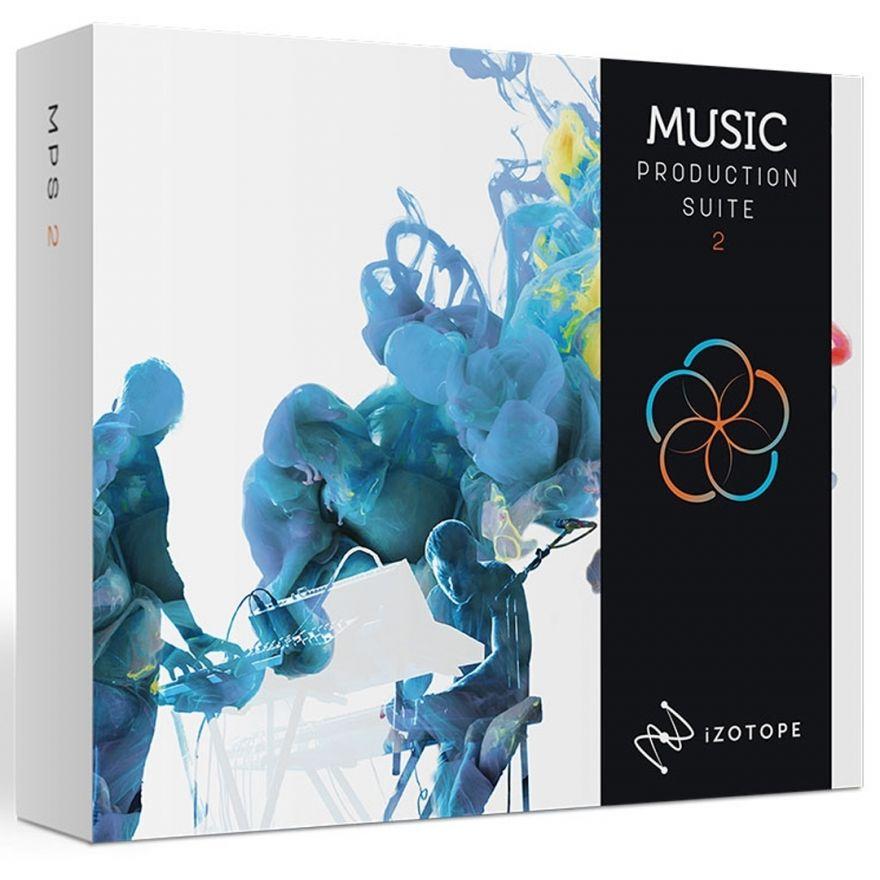 iZotope Music Production Suite 2 Upgrade da Qualsiasi Prodotto Standard - Software per Produzioni Musicali