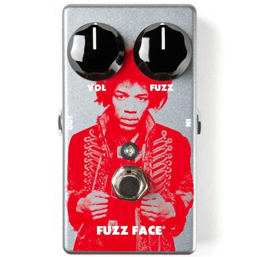 Dunlop - JHM5 Jimi Hendrix Fuzz Face Distortion 1