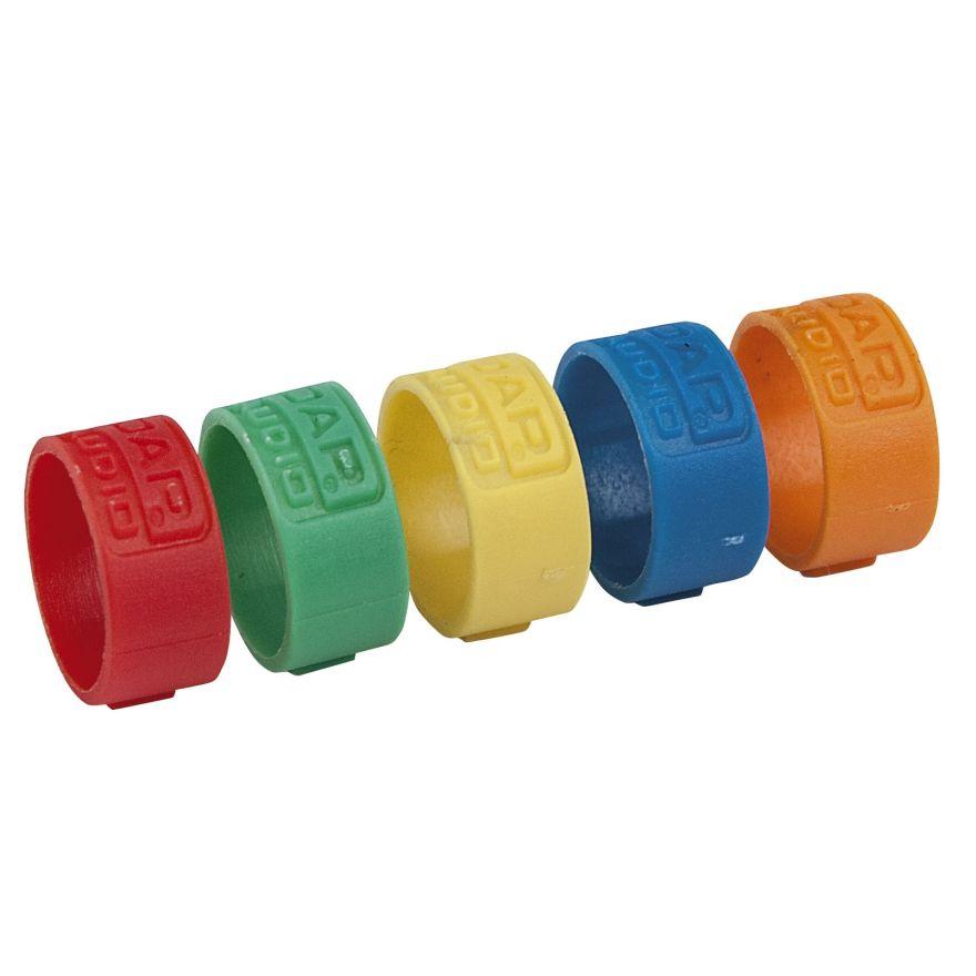 DAP-Audio - Ring for X-type Jack Connector - Arancione