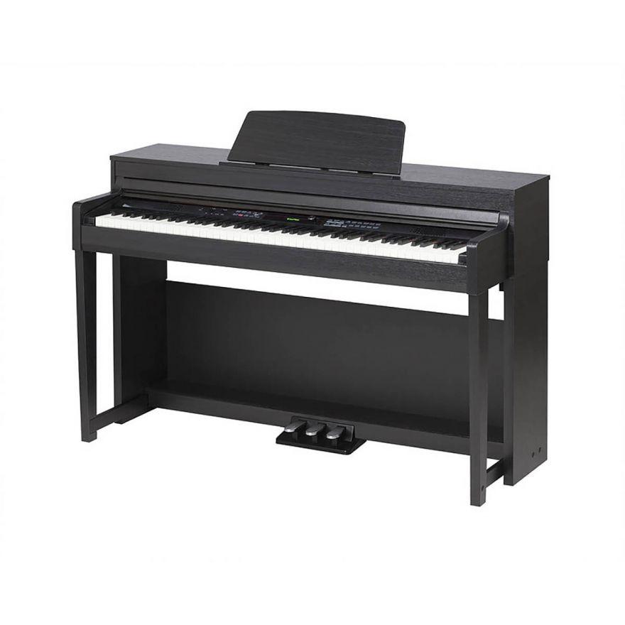 """0 MEDELI DP-460K - Pianoforte Digitale Verticale Con Tastiera Da 88 Tasti """"Hammer Action"""" E 256 Note Di Polifonia."""