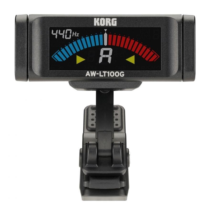 KORG AW-LT100G - Accordatore per Chitarra
