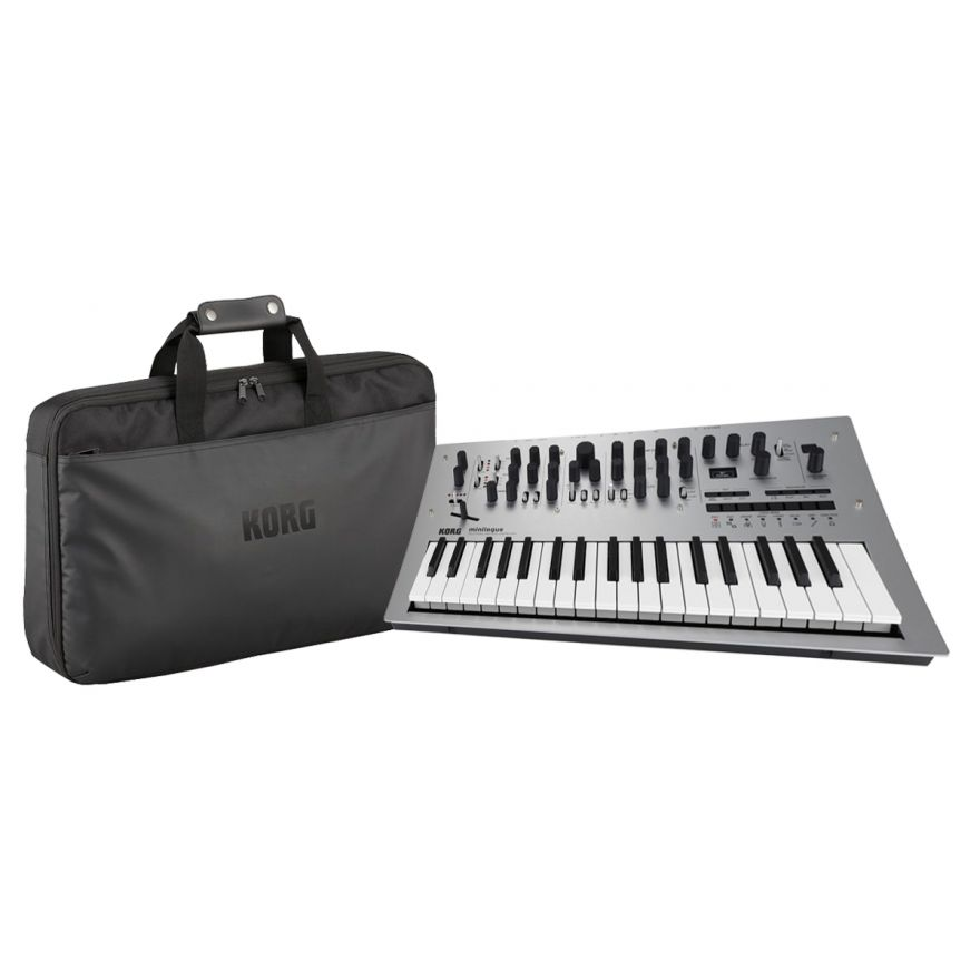 KORG MINILOGUE con Borsa Compatibile