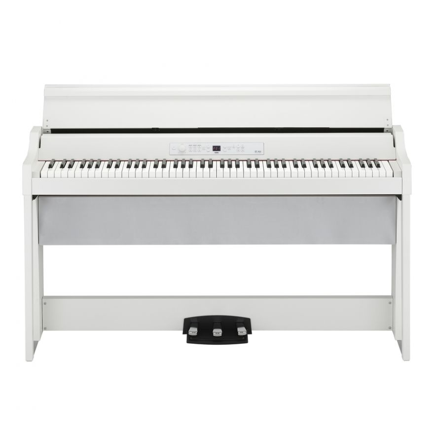 KORG G1 AIR WHITE - Pianoforte Digitale Bianco
