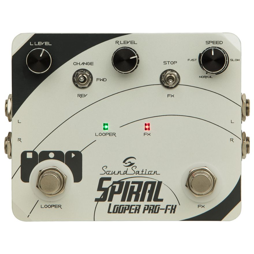 Sound station Spiral Looper pro-fx