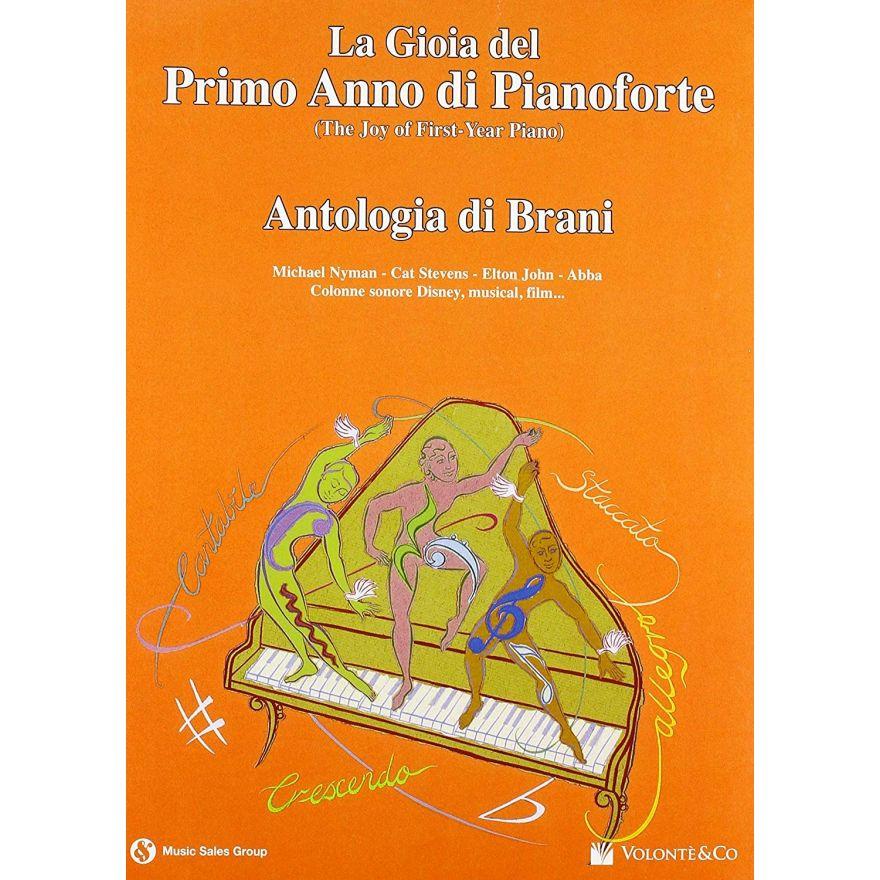 Volonte La Gioia Del Primo Anno Di Pianoforte