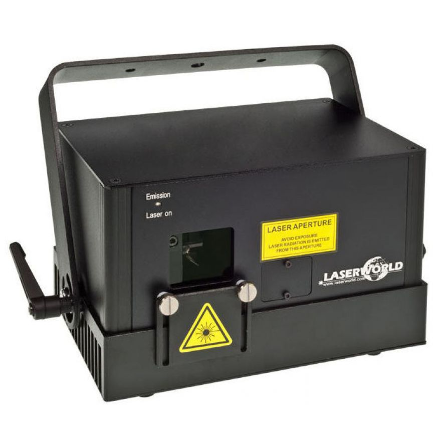 Laserworld ds1800 rgb