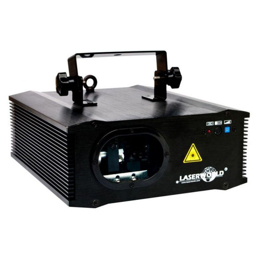 Laserworld es400 rgb