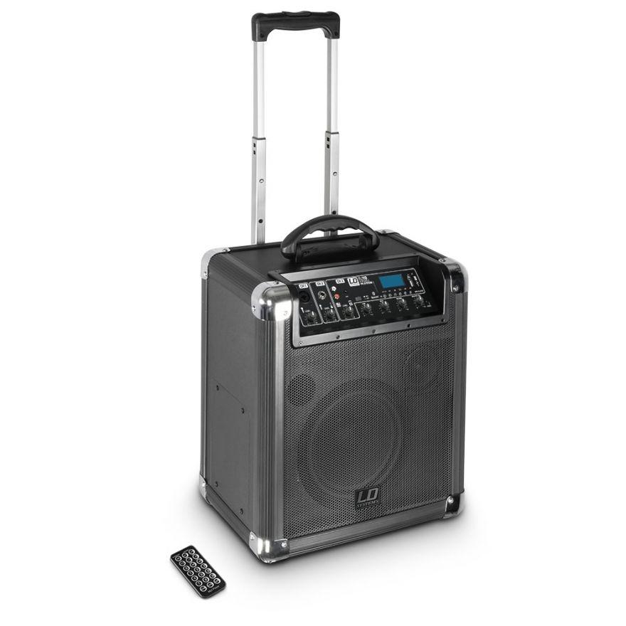 0 LD Systems Roadjack 10 - Altoparlante PA portatile