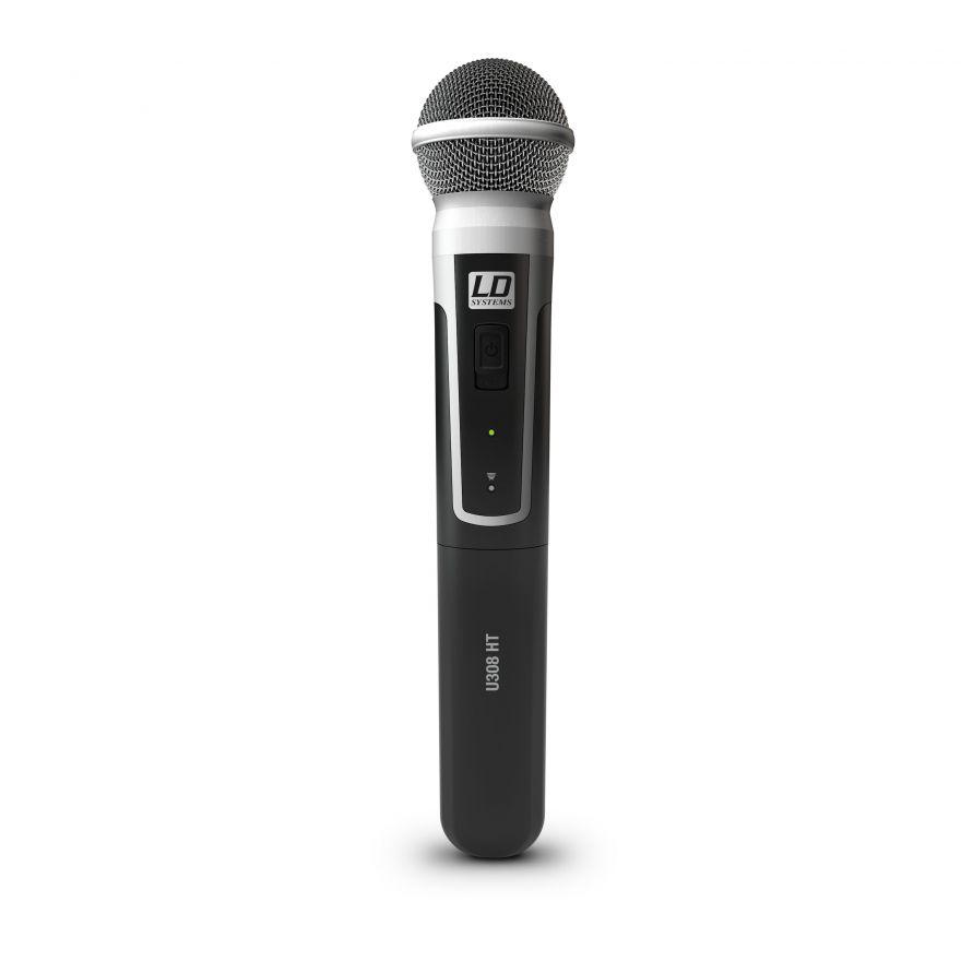 LD Systems U308 MD - Microfono a Mano dinamico