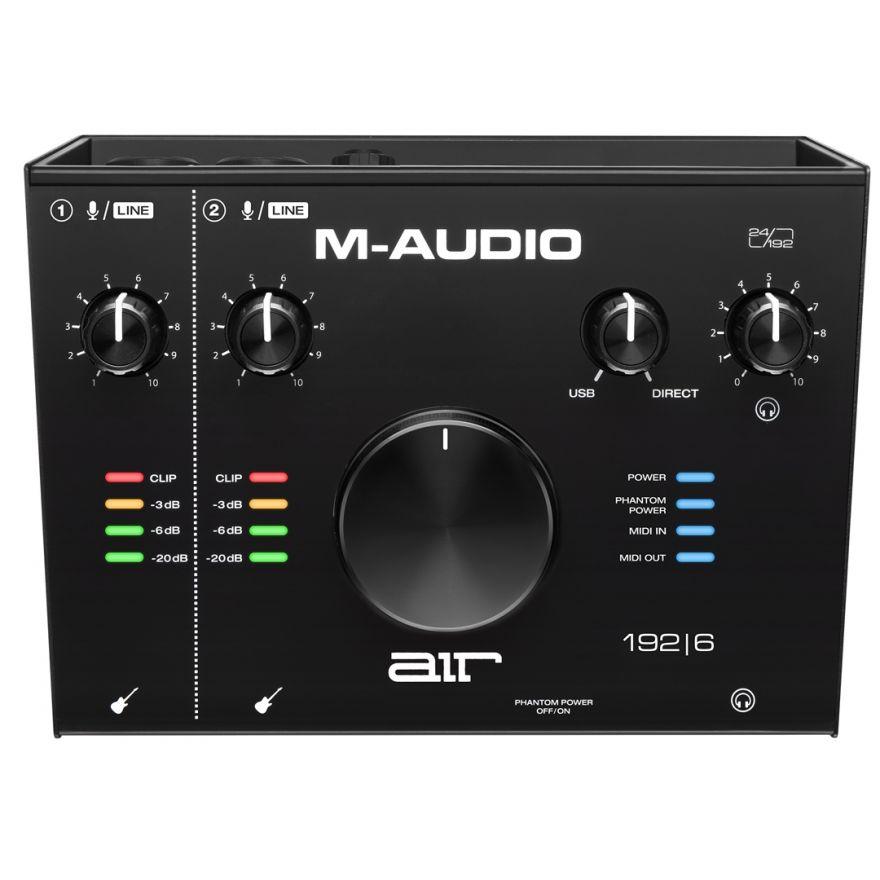 M-Audio AIR 192 8 Interfaccia Audio Midi Usb 24 Bit