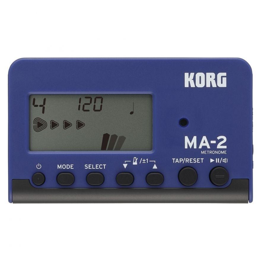 KORG Ma2 BlBk - Metronomo Digitale 1