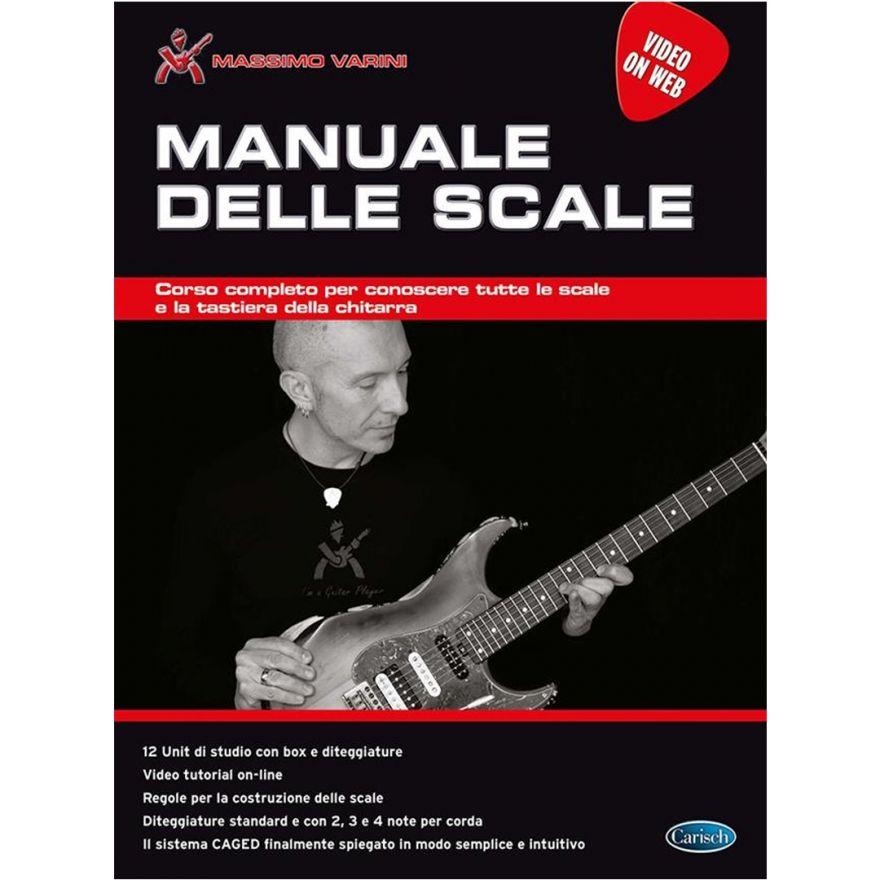 1 Manuale delle Scale Libro + Video-Online Edition Carisch