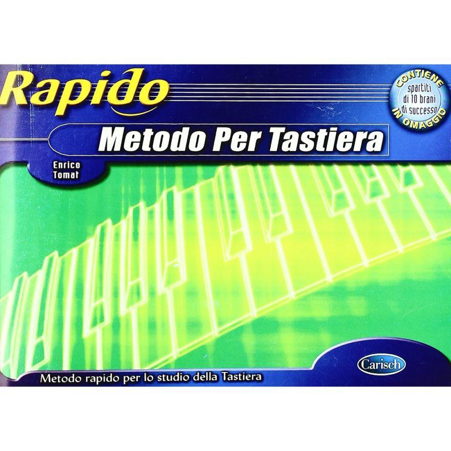 Carisch Tomat, Enrico - Rapido - Metodo per Tastiera