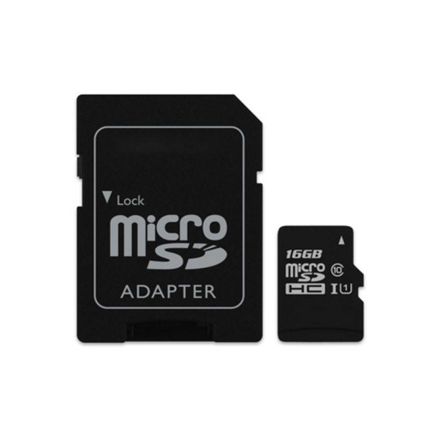 Scheda MicroSD Classe 10 16GB