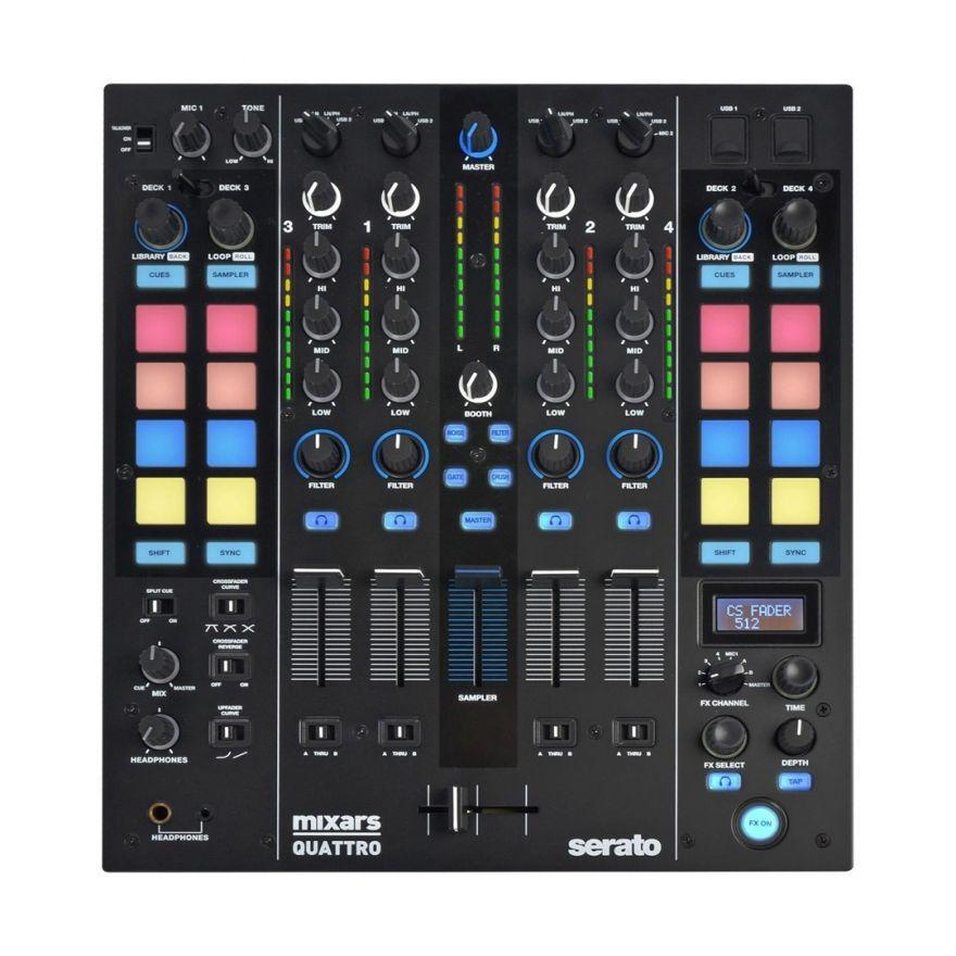 Mixars Quattro - Mixer per DJ