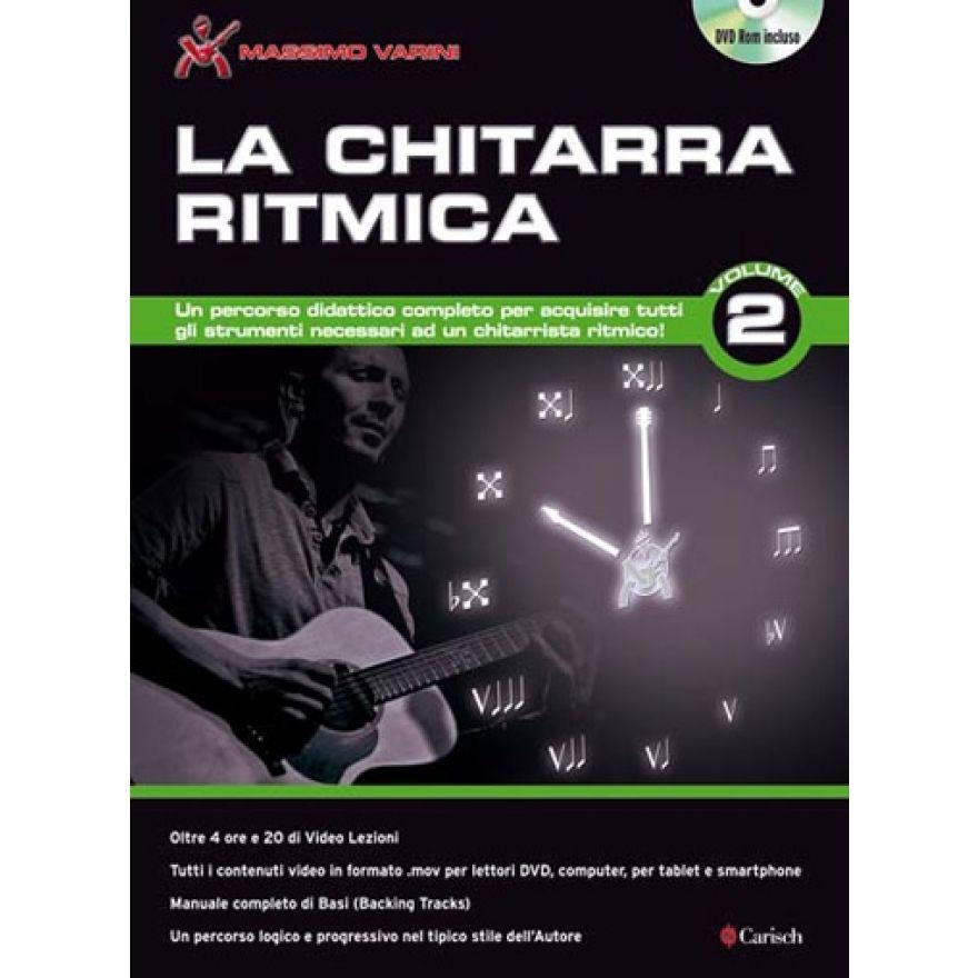 Massimo Varini - La Chitarra Ritmica Vol.2 (con DVD)
