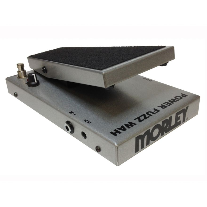 MORLEY M2 Cliff Burton Power Fuzz Wah