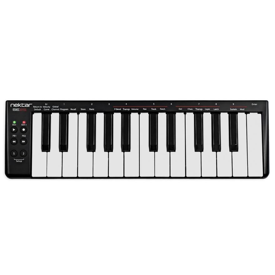 Nektar SE25 - Controller MIDI 25 Tasti