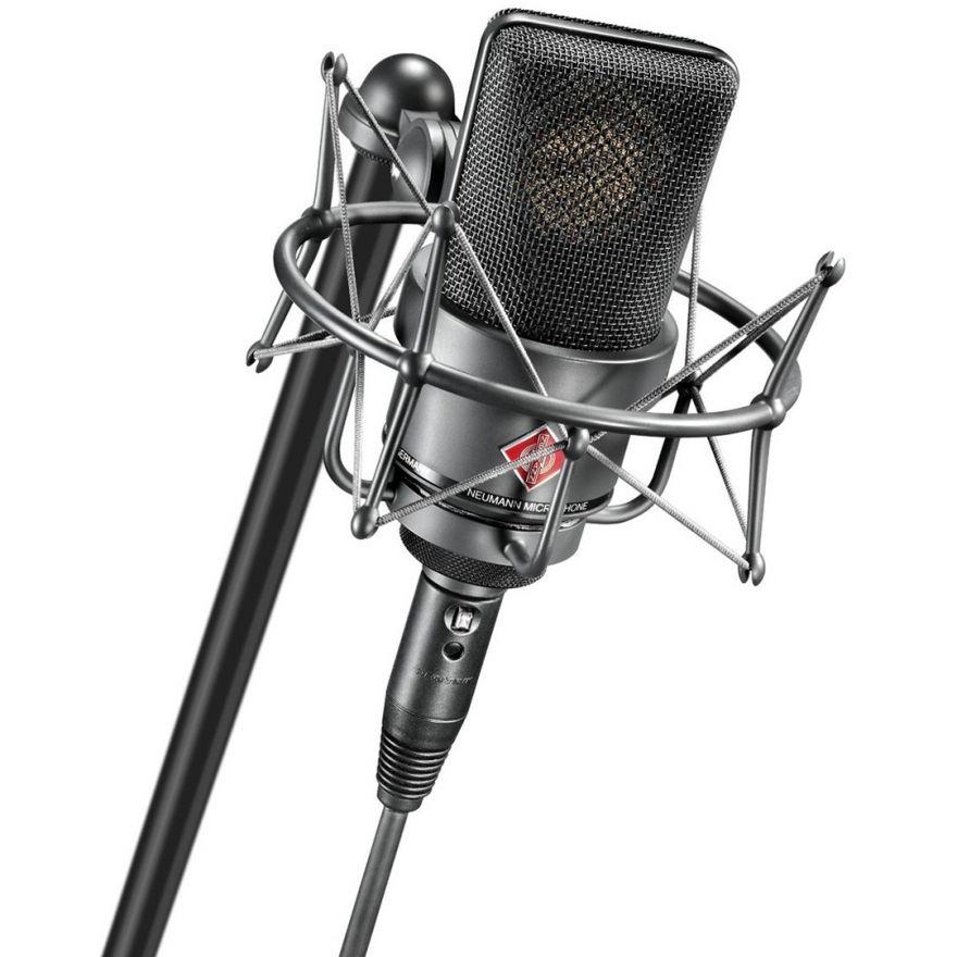 Neumann TLM 103 MT Mono Set - Microfono da Studio Nero con Valigetta