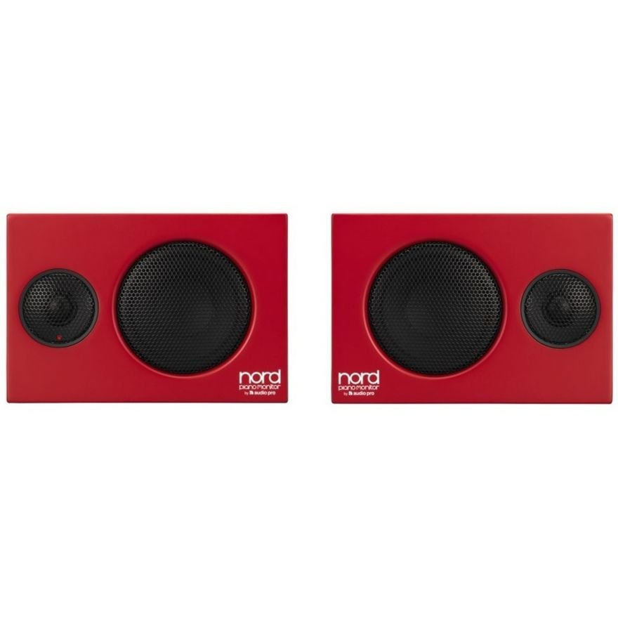 Nord Piano Monitors (Coppia) per Tastiere Nord 2 x 80W