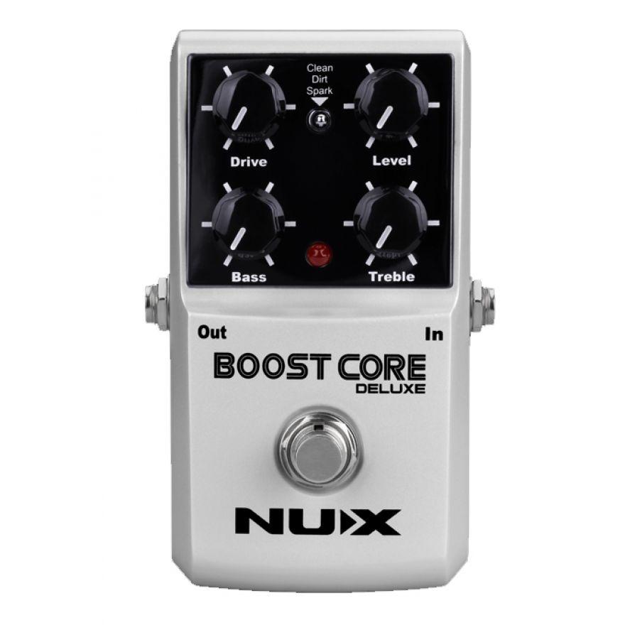 NUX BOOST CORE DELUXE - Booster Multifunzione