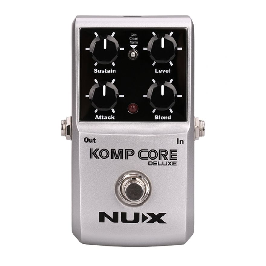 NUX KOMP CORE DELUXE - Compressore Analogico Multifunzione