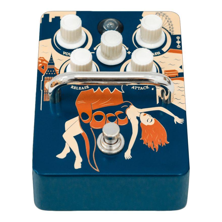 Orange Kongpressor - Pedale Compressore