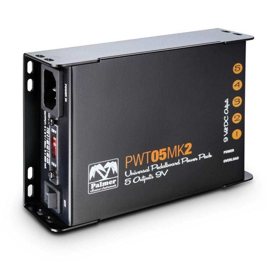 Palmer MI PWT 05 MKII - Alimentatore 9V 5 Out