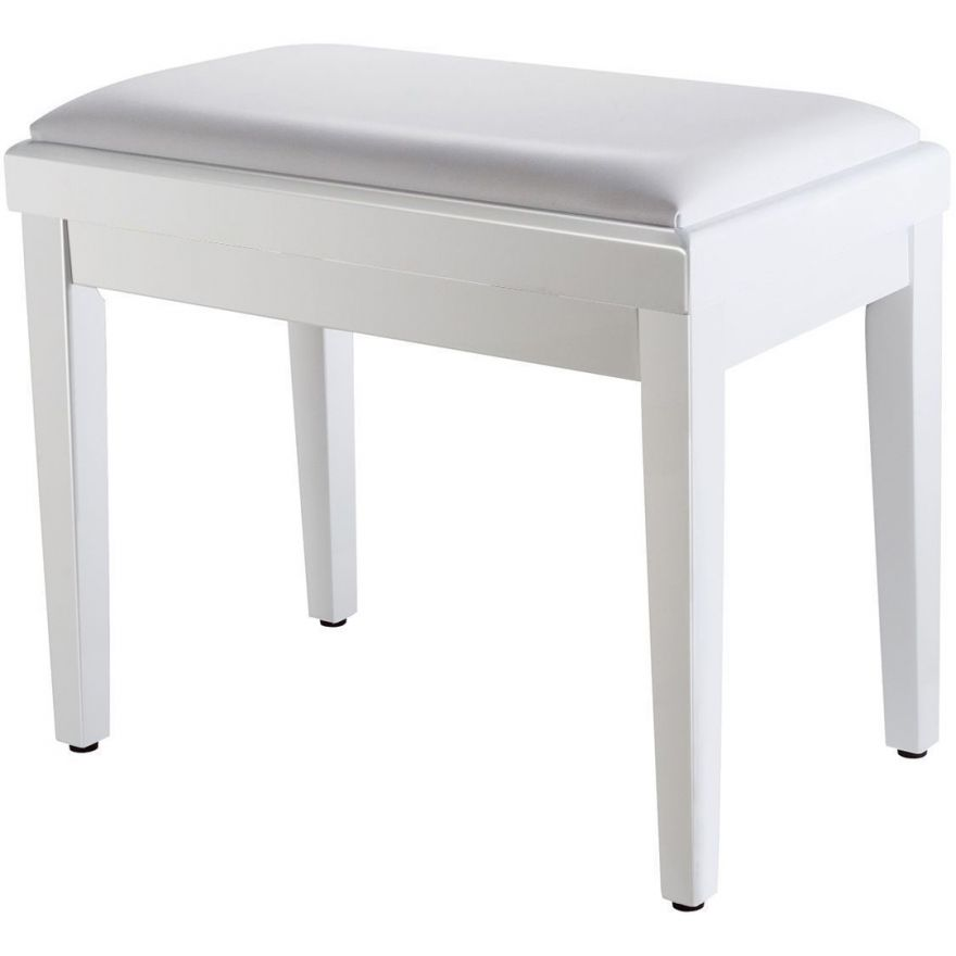 Panchetta per Pianoforte / Seduta in Sky Bianco