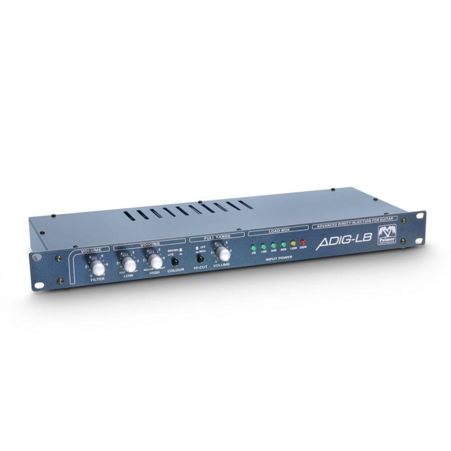 Palmer MI PGA 04 - Speaker Simulator con Loadbox 16 Ohm