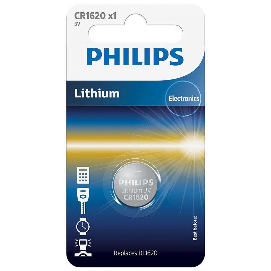 Philips Minipila Batteria al Litio mAh68