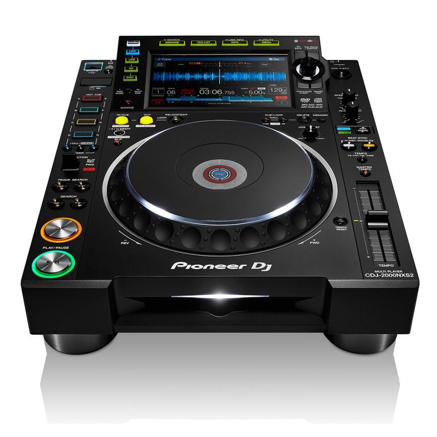 Pioneer CDJ 2000 NXS2 - Multi Player B-Stock