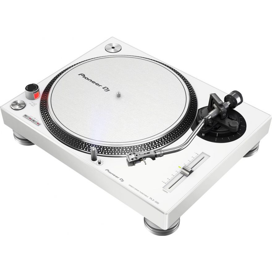 pioneer plx500w white