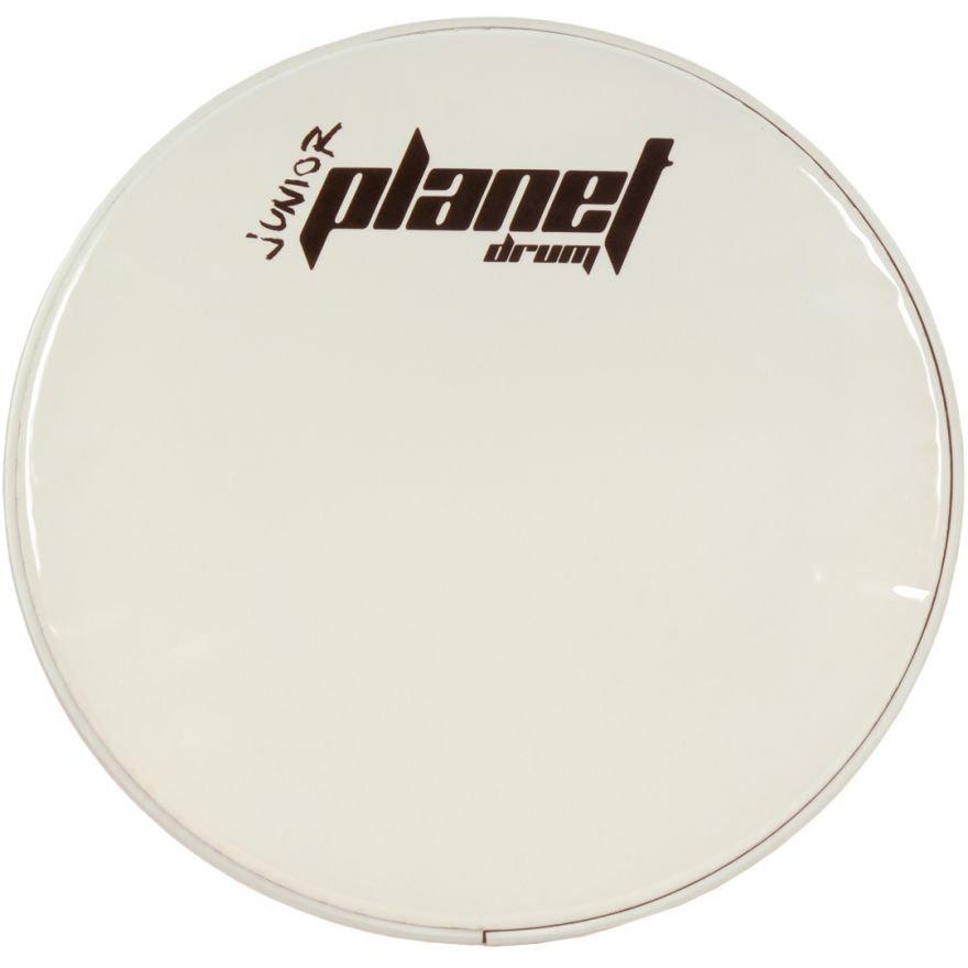 """Planet Drum DH24-TD376 - Pelle Trasparente per Grancassa 24"""""""