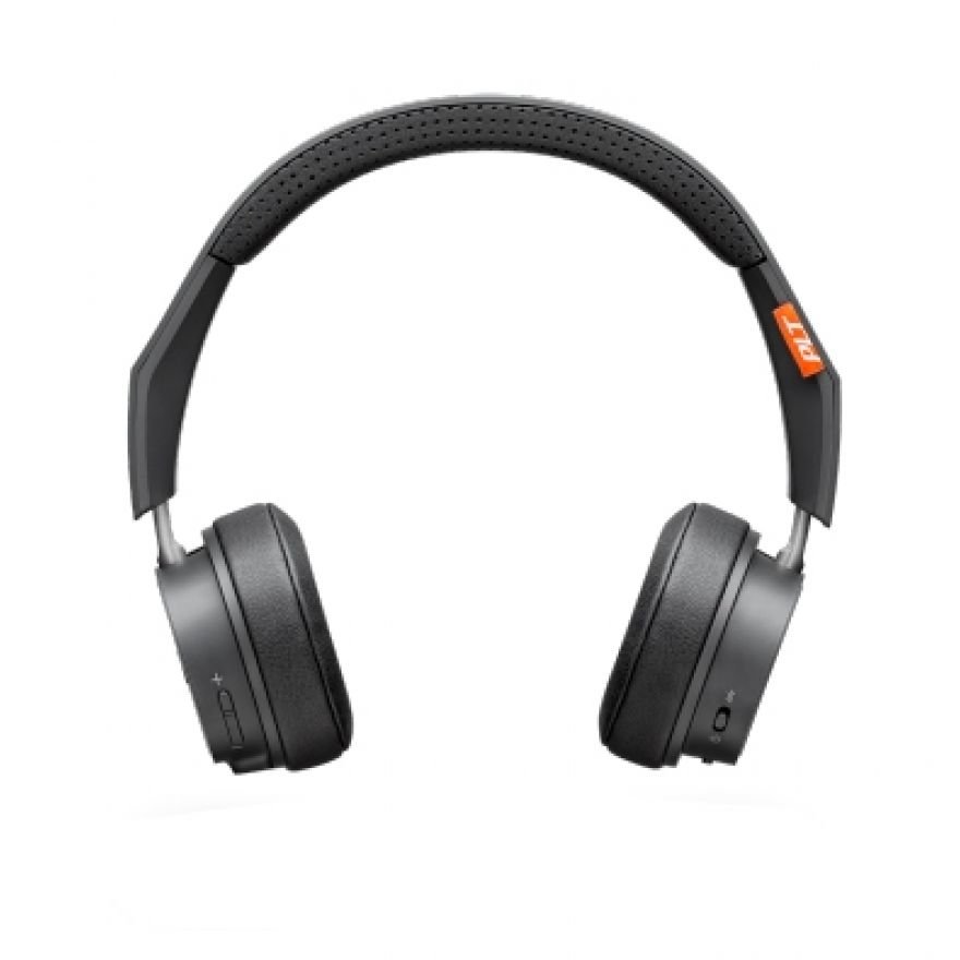Plantronics BackBeat 505 Dark Grey - Cuffie Bluetooth  e4cef0391d55
