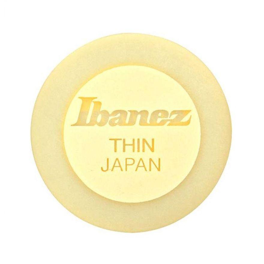 IBANEZ PA1T-MTY - Plettri Rotondi Giallo Opaco Thin (50pz)