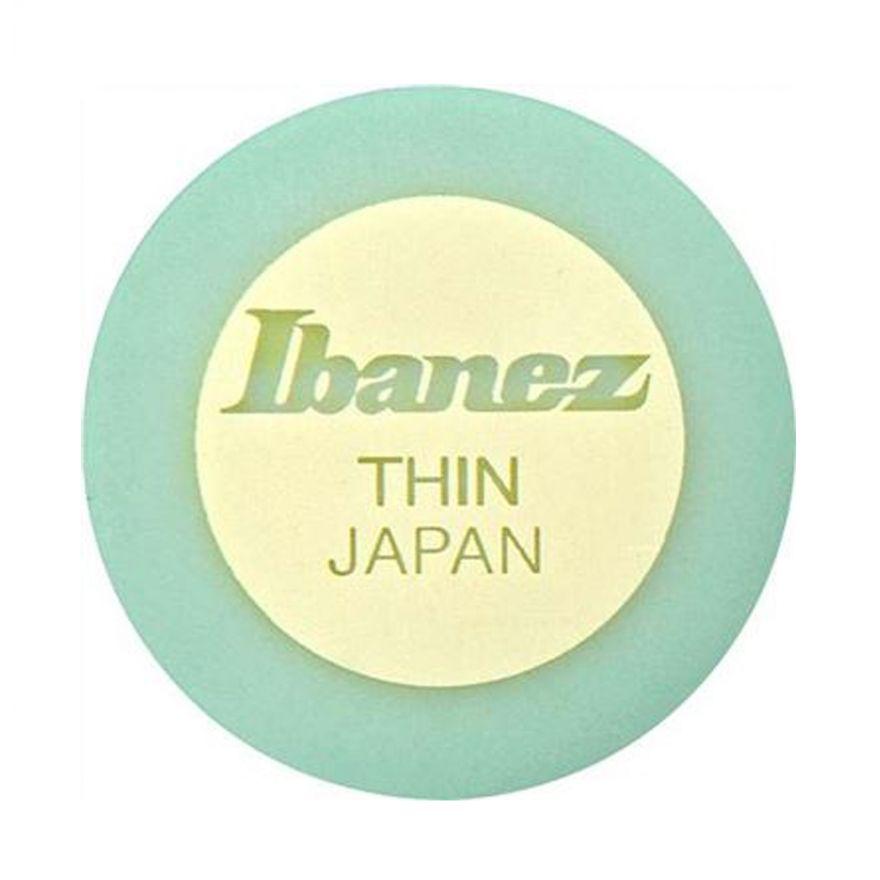 IBANEZ PA1T-MTG - Plettri Rotondi Verde Opaco Thin (50pz)