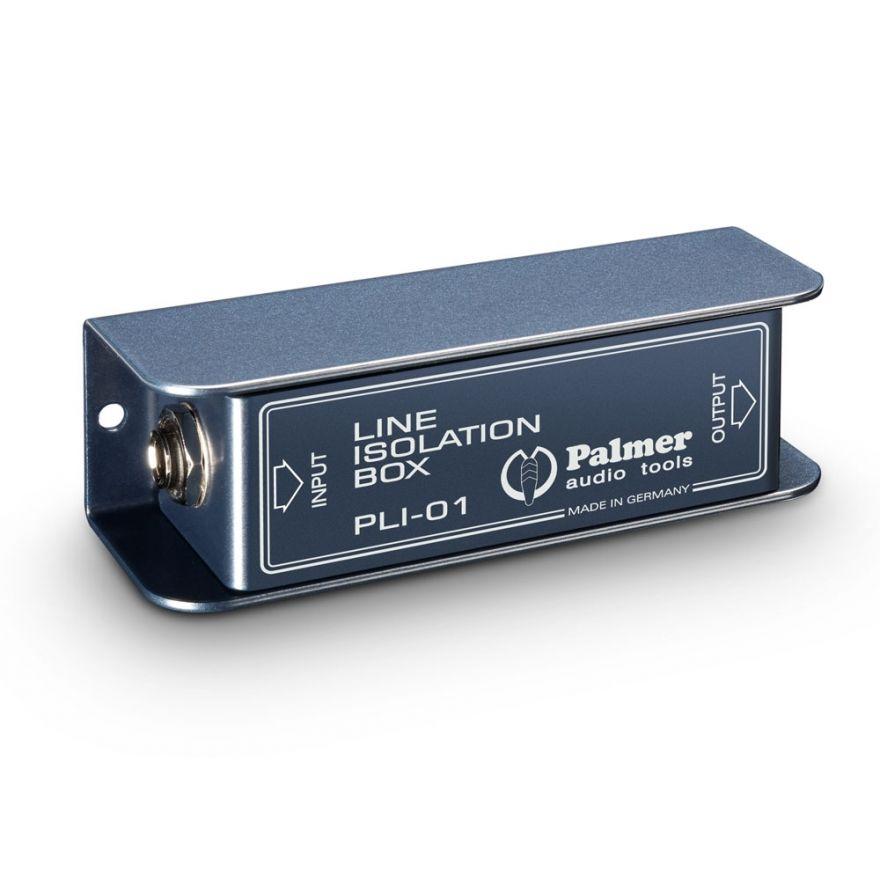 0 Palmer Pro PLI 01 - Modulo di Isolamento di Linea a 1 Canale