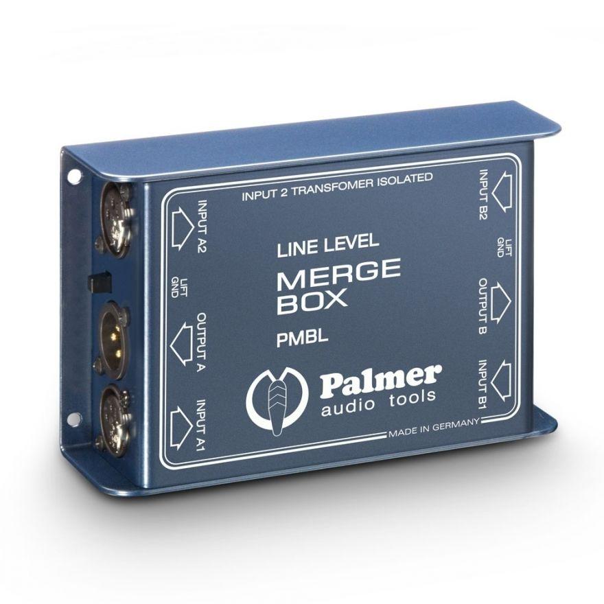 Palmer Pro PMBL - Sommatore di Linea a 2 Canali passivi
