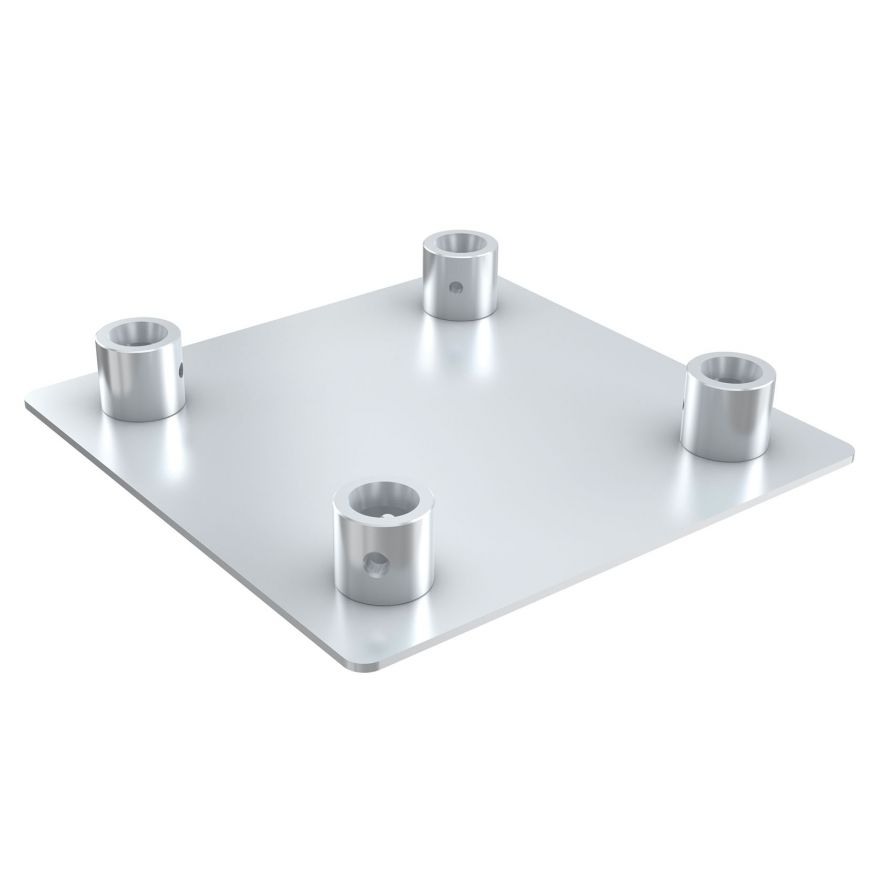 Showtec - Square base plate female - Piastra di base per PQ30