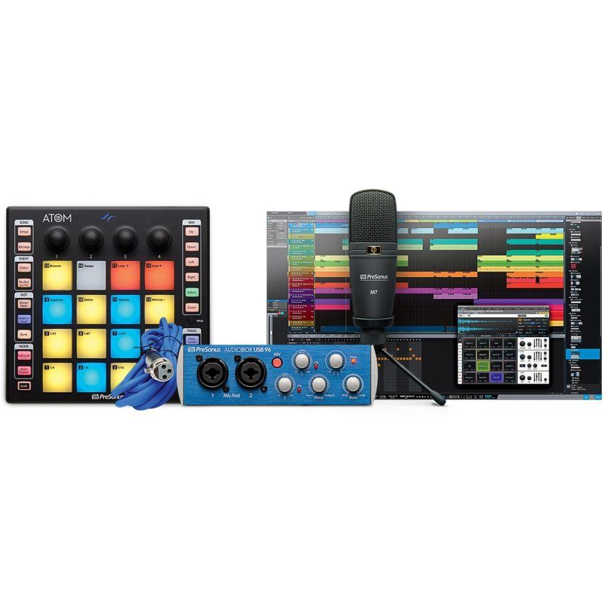 Presonus Atom Producer Lab - Kit per Produzioni Audio