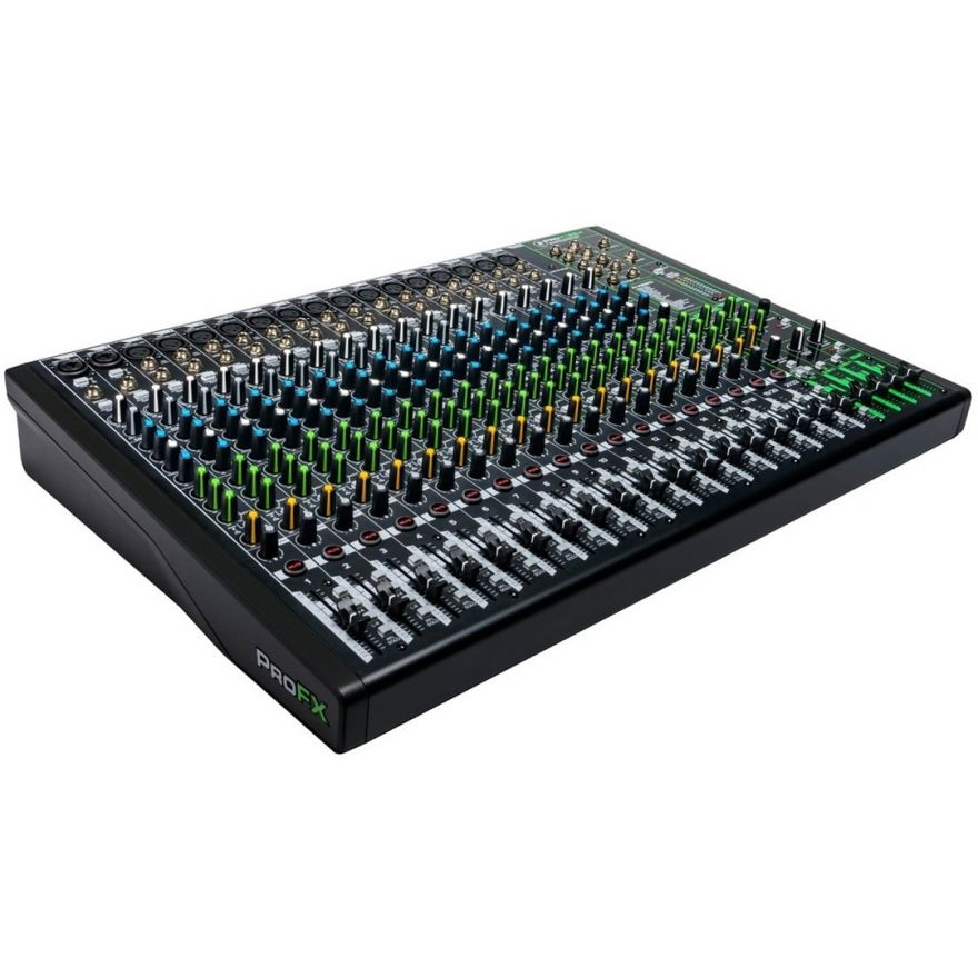 Mackie PROFX22V3 - Mixer da 22 Canali