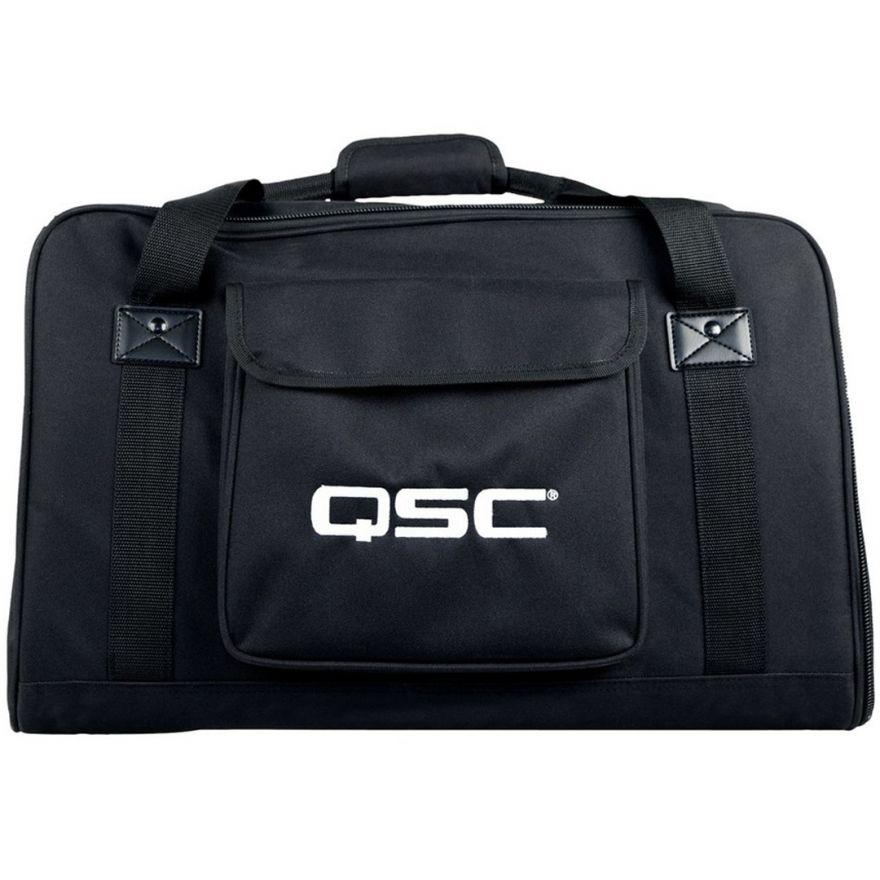 1 QSC CP12 Tote Bag Borsa Imbottita per Diffusore CP12