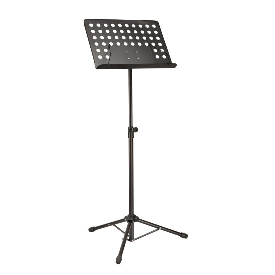 SOUNDSATION SPMS-250 - Leggio Da Orchestra Tavola Forata Removibile