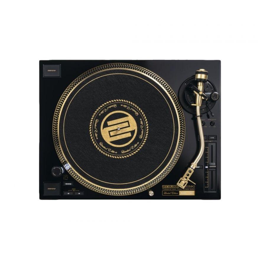 Reloop RP 7000 MKII Limited Gold Edition - Giradischi per DJ