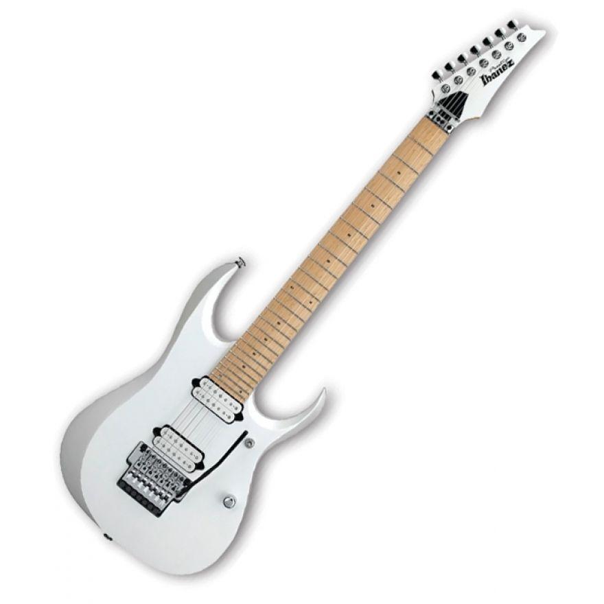 Ibanez RGD3127 Pearl White Flat - Chitarra Elettrica