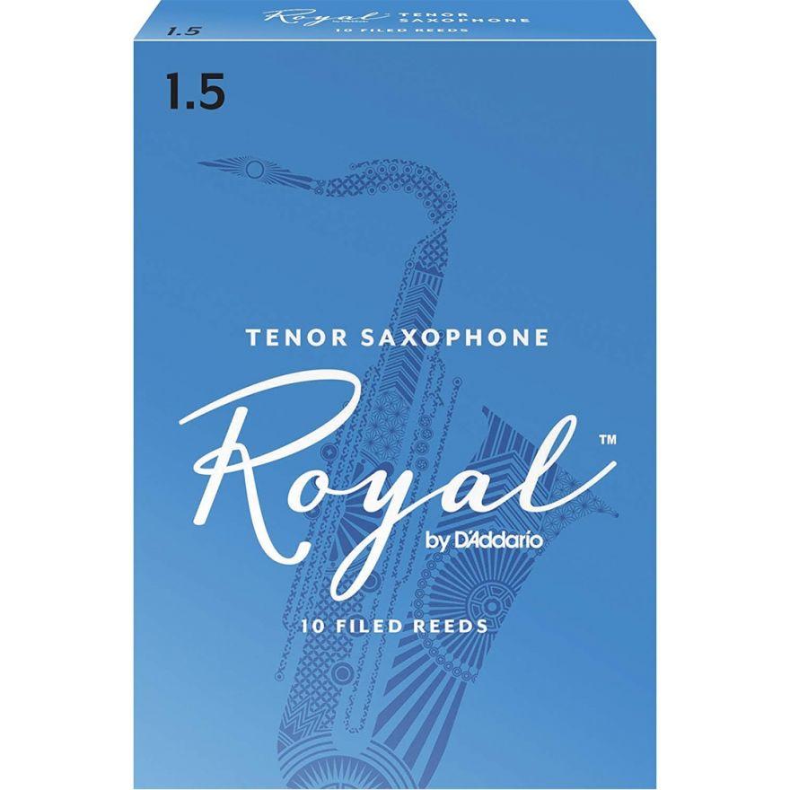 Rico RKB1015 - Ance per Sax Tenore in Sib Royal 1.5 10 pz