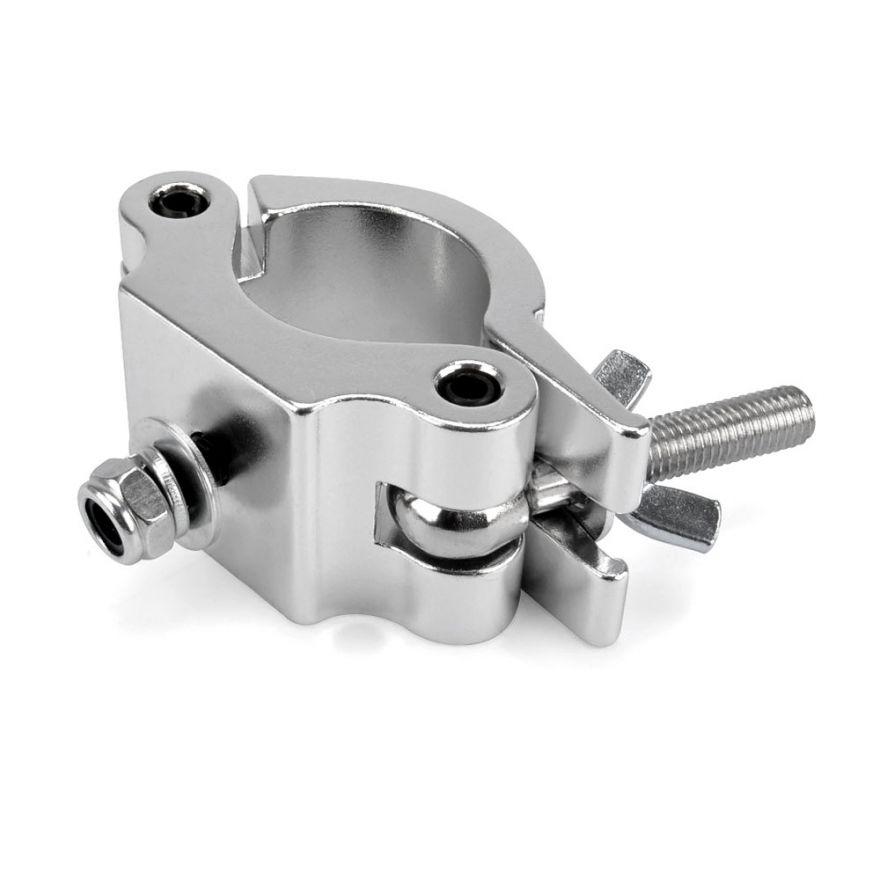 RIGGATEC RIG 400 200 010 - Halfcoupler Heavy Silver max. load 500kg (48 - 51 mm)