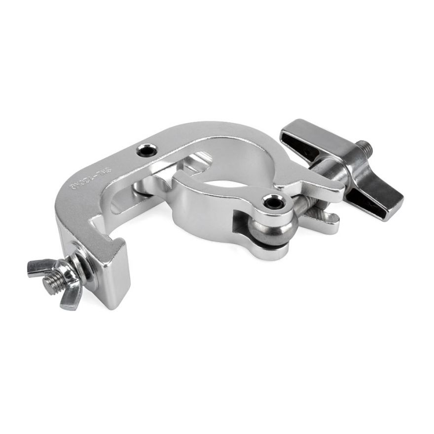 RIGGATEC RIG 400 200 030 - Trigger Clamp Silver max. load 250kg (48 - 51 mm)