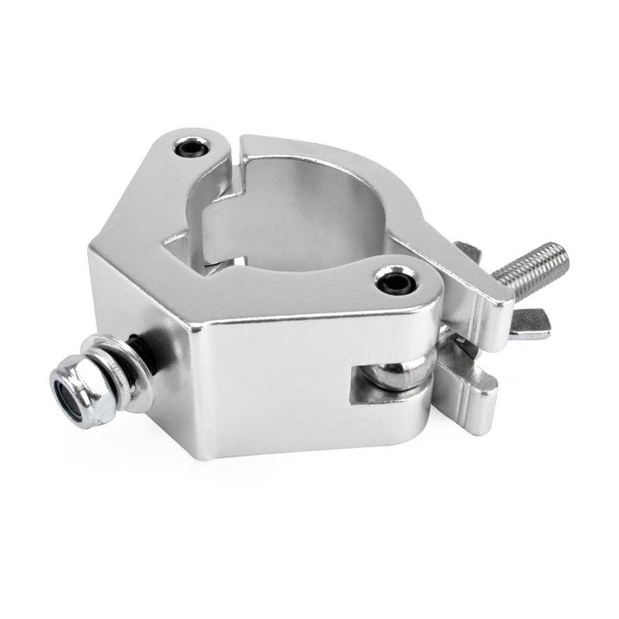 RIGGATEC RIG 400 200 036 - Halfcoupler Heavy Silver max. load 750kg (60 mm)